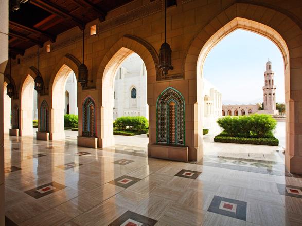 Crociera Mascate(Oman)
