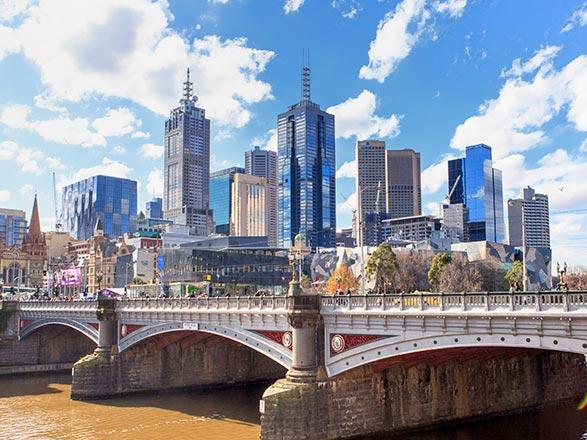 Crociera Melbourne(Australia)
