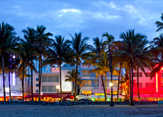 Florida, Repubblica Dominicana, Isole Vergini e Antigua