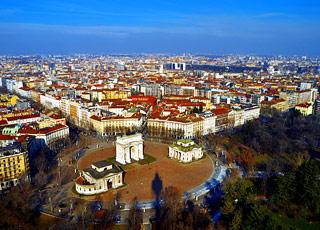 Grande crociera d'Europa Sud