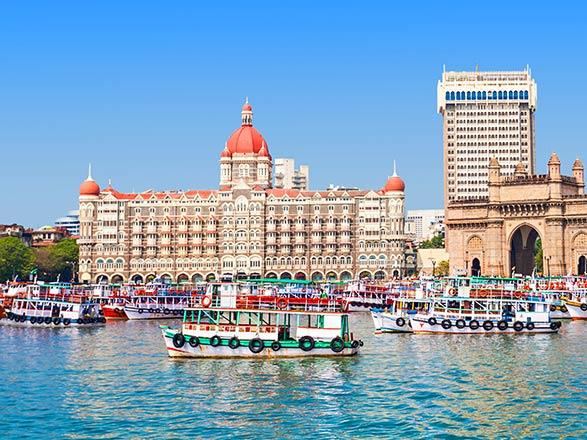 Crociera Mumbai(India)