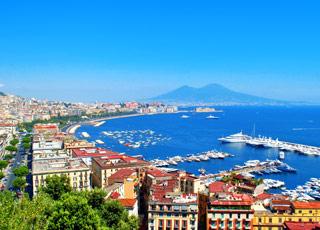 Crociera Napoli(Italia)