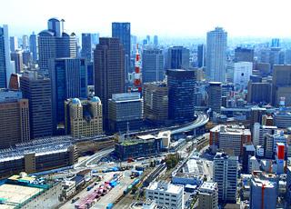 Crociera Osaka(Giappone)