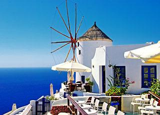 Crociera Santorini(Grecia)