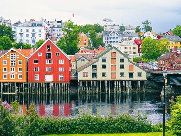 Crociera Trondheim(Norvegia)