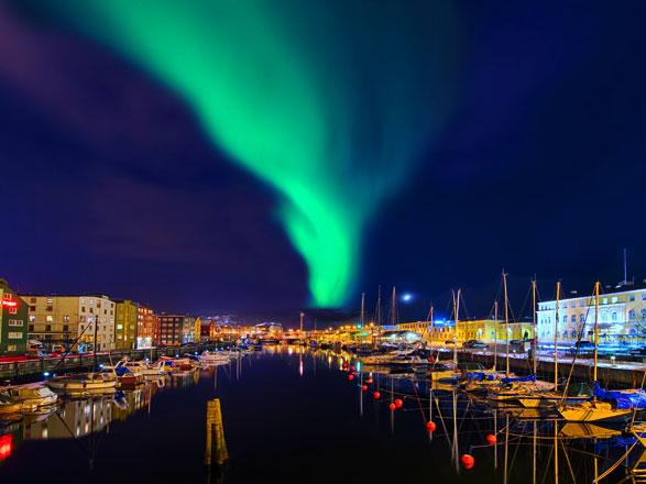 Sole di Mezzanotte - Germania, Norvegia