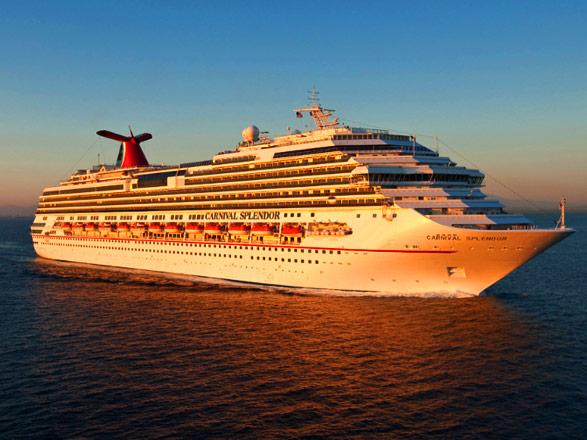 Crucero Carnival Splendor