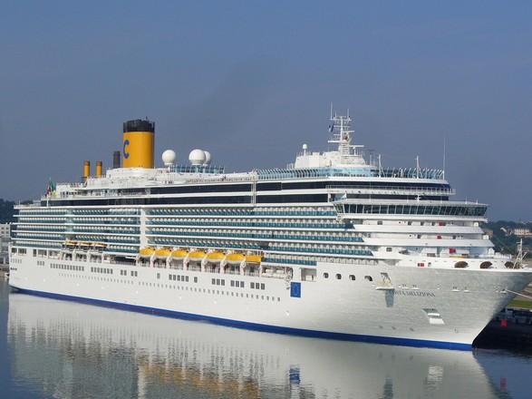 Cruceros Bienestar Costa Deliziosa