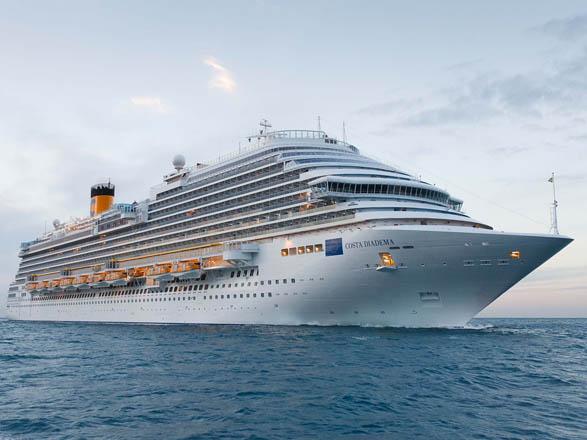 Crucero Fin de Año Costa Diadema