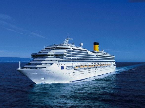 Crucero Costa Fortuna
