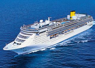 Crucero Costa Victoria