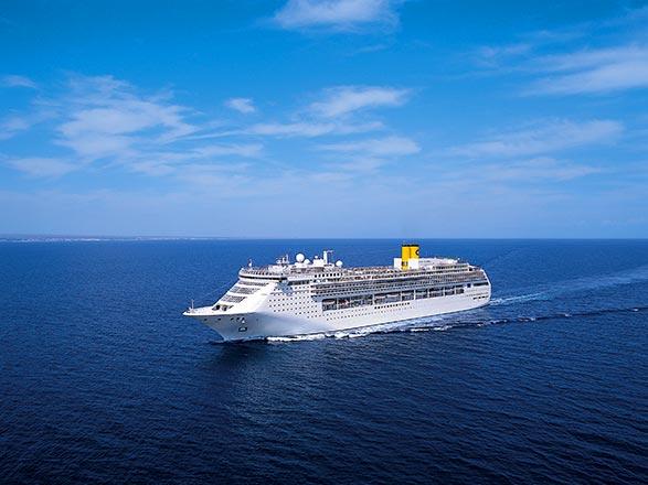 Crucero Fin de Año Costa Victoria