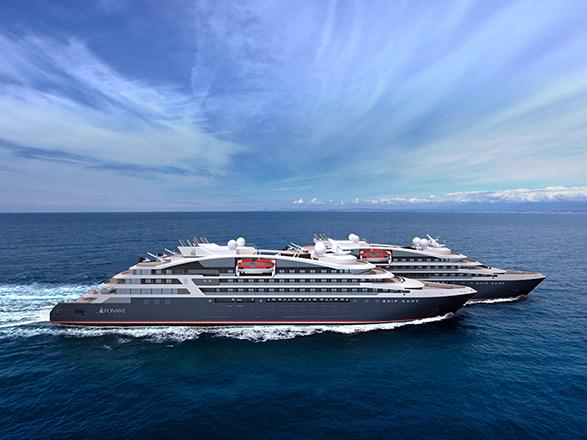 Crucero Le Bougainville