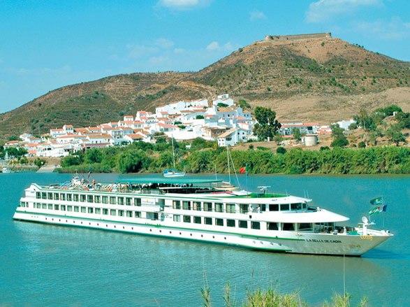 croisière Guadalquivir - Neckar y Mosa : Andalucía al completo (SHF_PP)