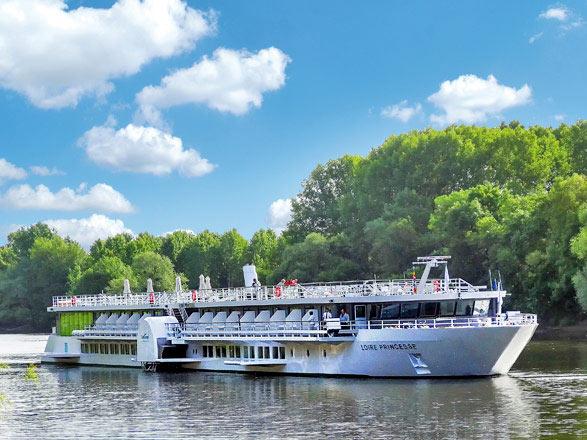 croisière Loire : El valle del Loira y sus castillos (NHN_PP)