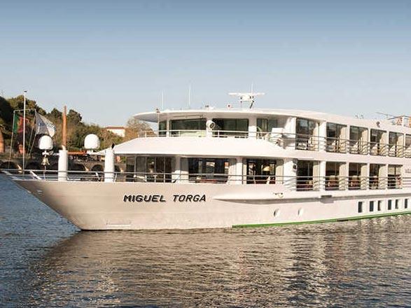 Crucero MS Miguel Torga