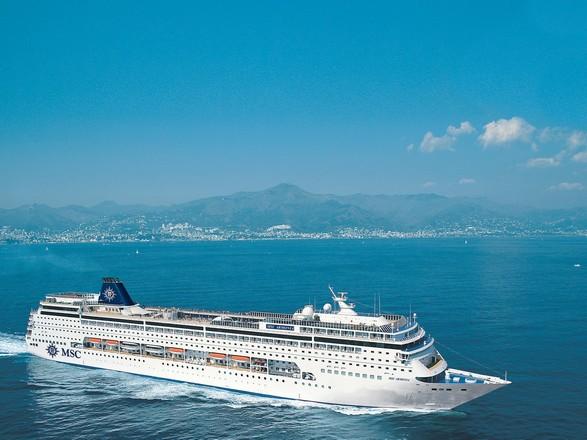 MSC Armonia Crucero Nochevieja