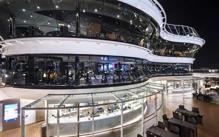 MSC Grandiosa MSC Cruceros: fotos, video y ofertas. 2 ...