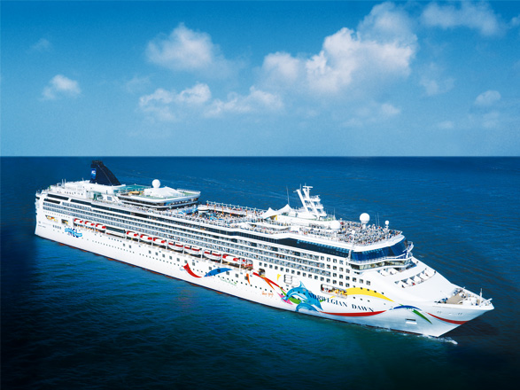 Crucero Norwegian Dawn