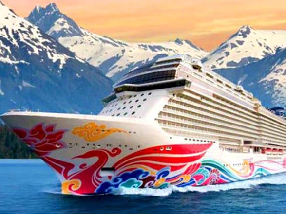 Año Nuevo a bordo del Norwegian Joy