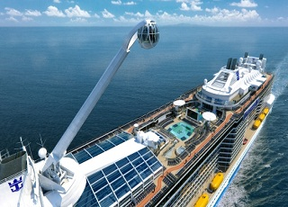 Crucero Ovation of the Seas