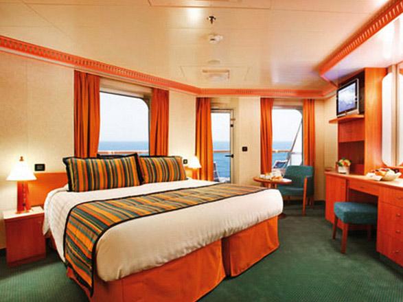 Foto camarote Costa Diadema  - Camarote suite