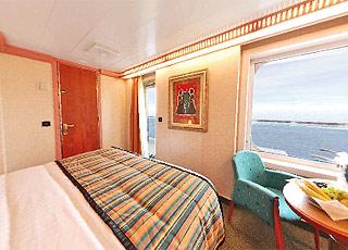Foto camarote Costa Serena  - Camarote suite