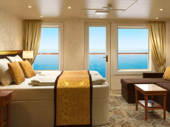 Foto camarote Costa Venezia  - Camarote suite