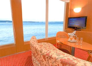 Foto camarote Costa Victoria  - Camarote suite
