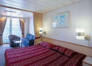 Foto camarote Empress  - Camarote suite