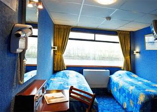 Foto camarote Flota Prestige  - Camarote exterior