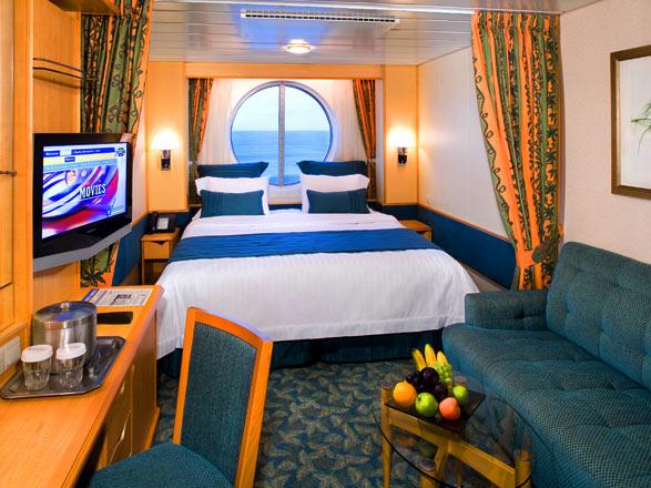 Foto camarote Freedom Of the Seas  - Camarote exterior