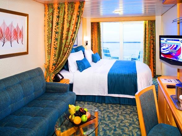Foto camarote Independence of the seas  - Camarote suite