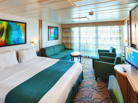 Foto camarote Legend of the seas  - Camarote suite