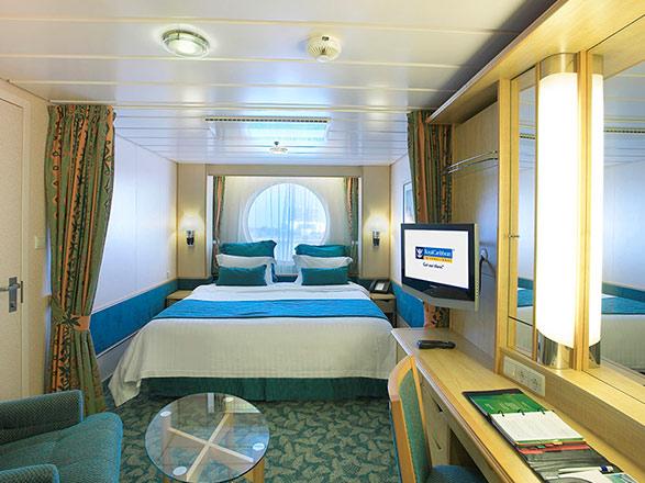Foto camarote Liberty of the Seas  - Camarote exterior