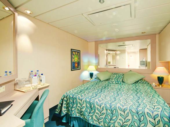 Foto camarote MSC Opera  - Camarote interior