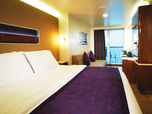 Foto camarote Norwegian Breakaway  - Camarote suite