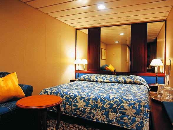Foto camarote Pacific Princess  - Camarote interior