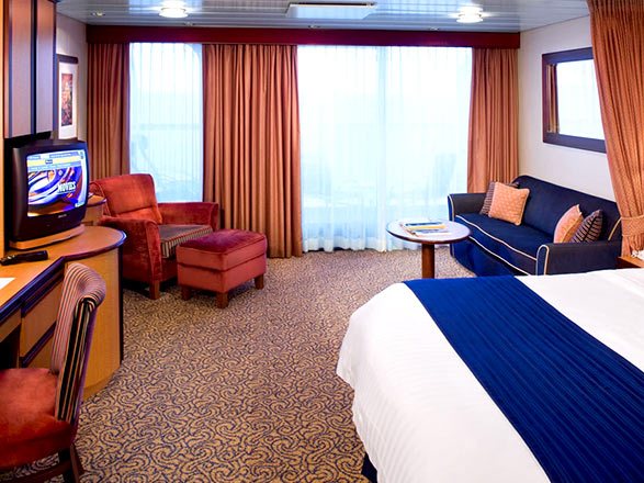 Foto camarote Radiance of the Seas  - Camarote suite