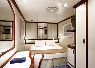 Foto camarote Sea Princess  - Camarote interior