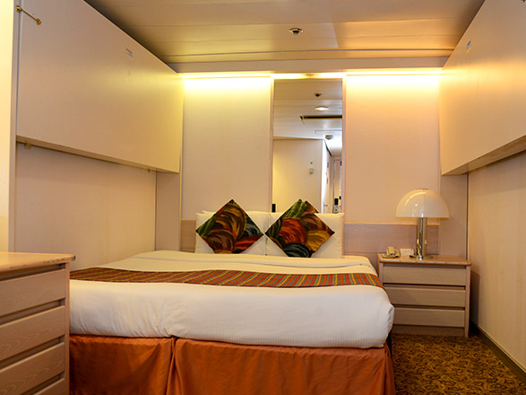 Foto camarote Zenith  - Camarote interior