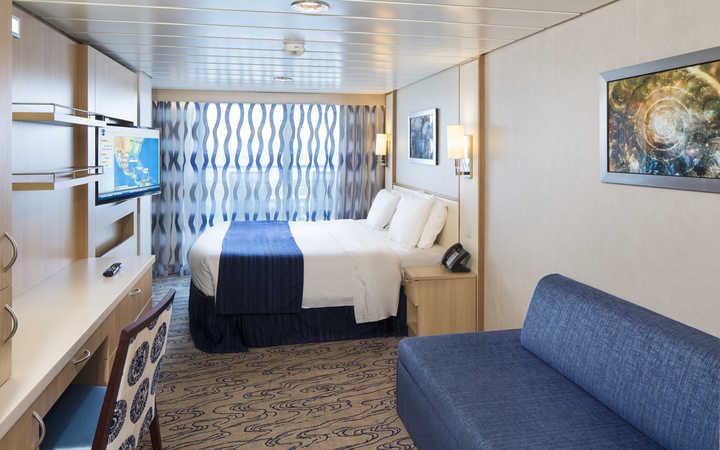Foto Camarote Freedom Of the Seas - Camarote Terraza