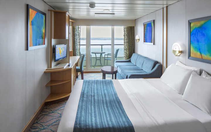 Foto Camarote Grandeur of the Seas - Camarote Terraza