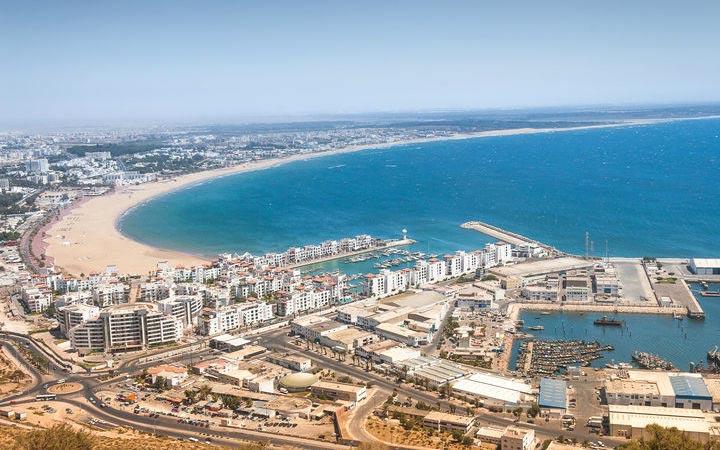 Crucero Agadir