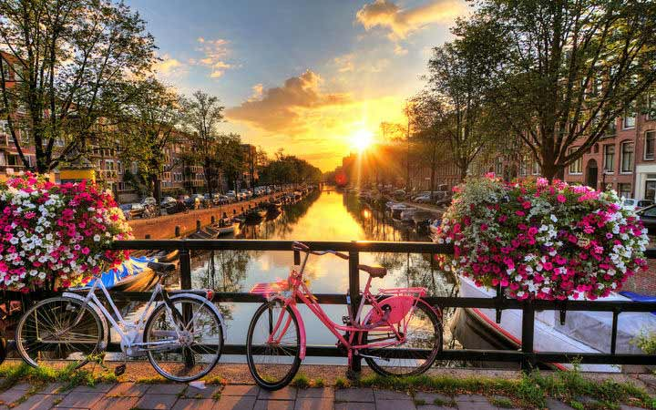 Crucero Amsterdam