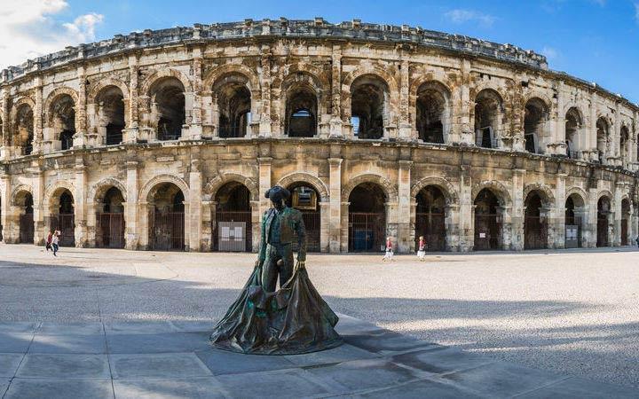 Crucero Arles