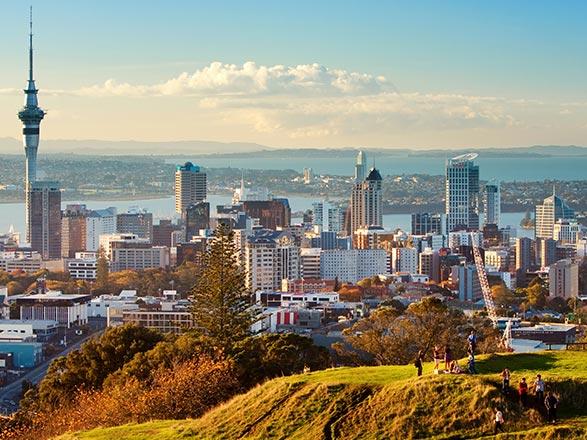 croisière Pacífico - Australia : Nueva Zelanda y Australia