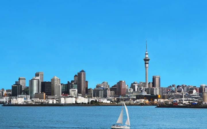 Crucero Auckland