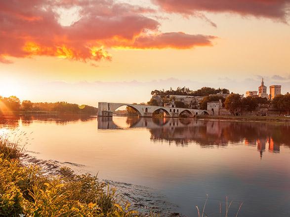 croisière Rhône Saône - Danubio : La Camarga y el Ródano (ROD_AVIPP)