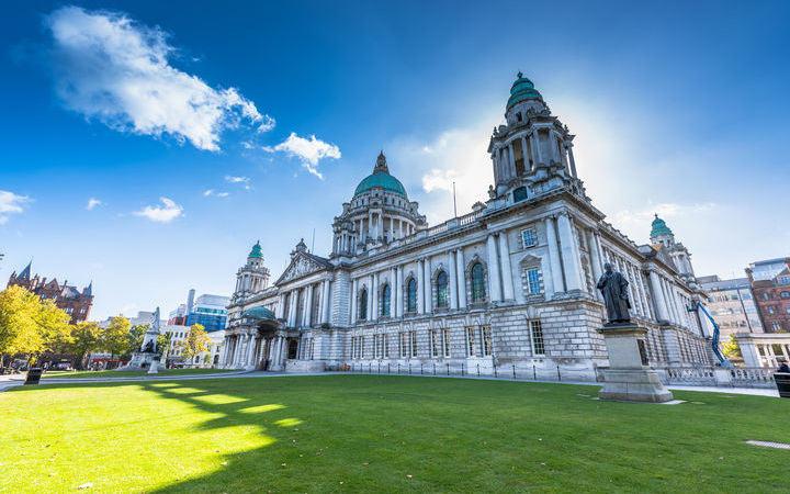 Crucero Belfast